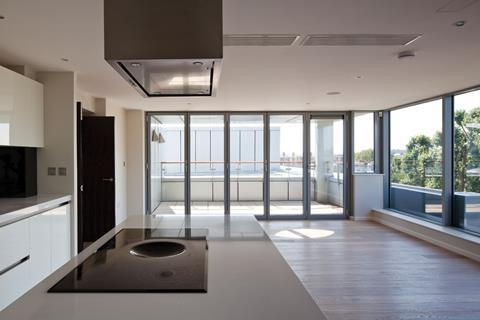 Penthouse suites are located on the top floor and offer terraces and panoramic views over  the square